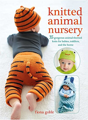 Knitted Animal Nursery Gorgeous Animal Themed