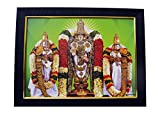 Lord Balaji Kalyanotsavam Photo Frame