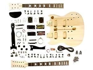 stellah kit guitare 233 lectrique et basse caisse 224 monter soi m 234 me fr instruments