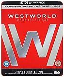 Westworld Season One: The Maze 4K Ultra HD Limited Edition Tin/Includes Blu Ray/Import/Blu Ray [Blu-ray] [Import italien]