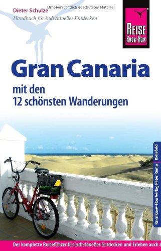 Reiseführer: Gran Canaria, Kanarische Insel