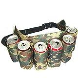 otsffssent cotone Outdoor alpinismo zaino da escursionismo–Bere Birra Cintura Carry, style1