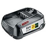 Bosch 18V Ersatz Akku PBA 18 (18 Volt System, 2,5 Ah)