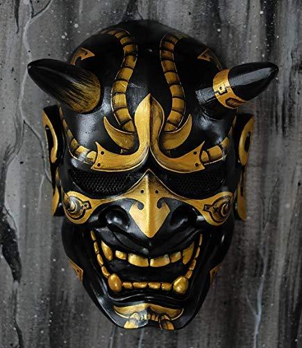 Preisvergleich Produktbild Hannya Kabuki Demon Warrior Samurai Maske Voll Tragbare