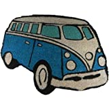 Used, Blue Camper Van doormat - Camper Van door mat - VW for sale  Delivered anywhere in UK