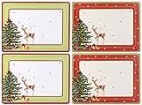 Pimpernel Christmas Jubilee Tischunterlage 4 Stück (m)