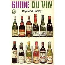 Guide du vin.