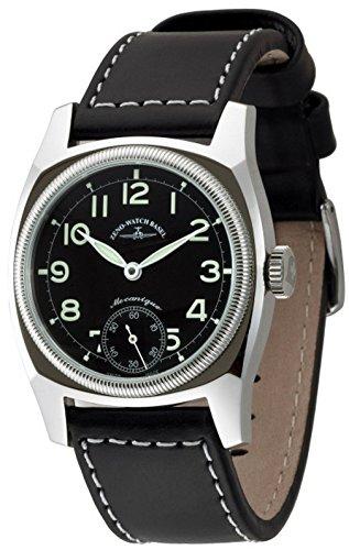 Zeno-Watch Orologio Donna - Retro Carre Winder - 6164-6-a1