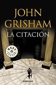 La citación par John Grisham