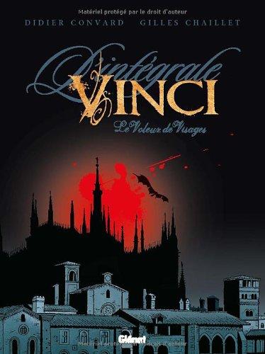 Vinci, L'Intégrale : Le Voleur de Visages