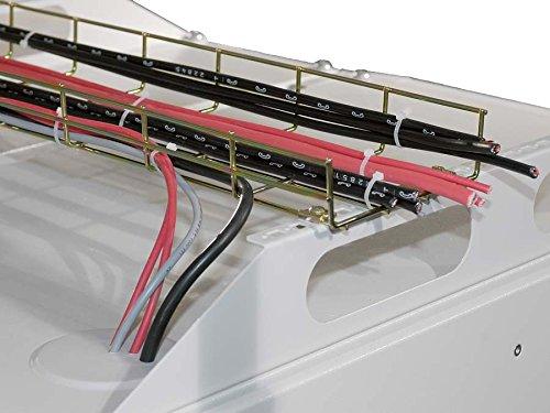 RITTAL DK - GUIA CABLES C 800-1200MM DK(2P)