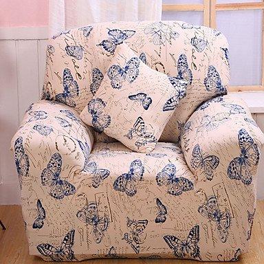 DSAS Flexibles Sofa Sofa Sofa Set Single/Double/Triple-Sitzer Stretch Cover Wickeln fest 1 Stück, Chair Cover