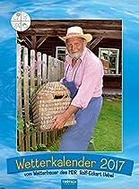 Wetterkalender 2017 vom Wetterbauern des MDR Rolf-Eckart Uebel hier kaufen