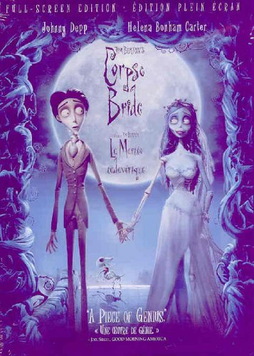 Image of TIM BURTONS CORPSE BRIDE / LA MARI MOVIE