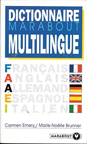 Dictionnaire multilingue