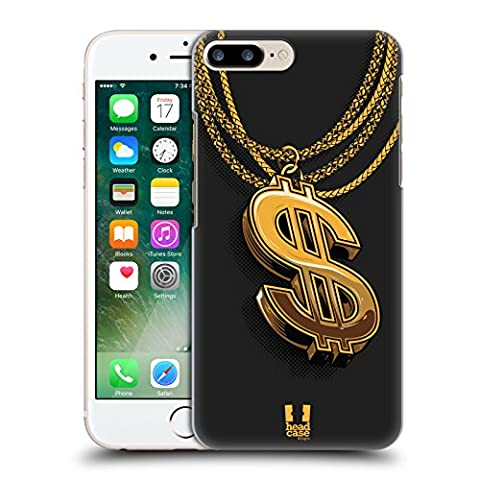Head Case Designs Signe De Dollar Ghetto Bling Étui Coque D'Arrière Rigide Pour Apple iPhone 7 Plus