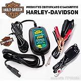 Batterieladegerät, wasserdicht, 800 mA, für Harley Davidson Sportsetter 883 1200 XL XLH XLC