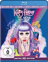 Katy Perry - Part of Me  (OmU)  (+ BR) (+ DVD) [3D Blu-ray] hier kaufen