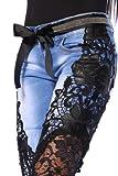 Ixo Capri-Jeans con Punta in Fibra di Carbonio