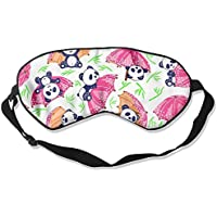 Comfortable Sleep Eyes Masks Fun Panda Printed Sleeping Mask For Travelling, Night Noon Nap, Mediation Or Yoga preisvergleich bei billige-tabletten.eu