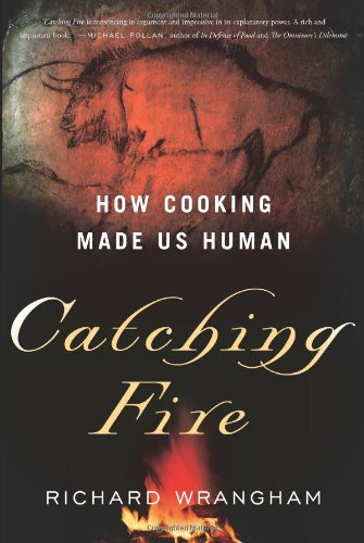 Catching Fire: How Cooking Made Us Human por Richard Wrangham