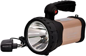 Onlite Plastic Rechargeable Led Torch (15 W, Multi)