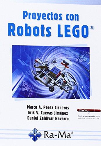 Proyectos con Robots LEGO por Marco Antonio Perez Cisneros