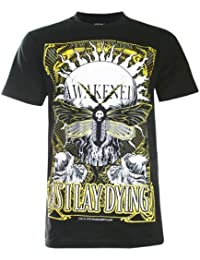 (PALLAS) As I Lay Dying T-Shirt (NS055)