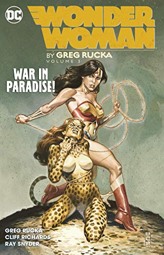 Dc Womens Shorts (Wonder Woman by Greg Rucka Vol. 3)