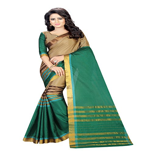 Skyzone Group women's kanjivaram silk cotton blend sarees