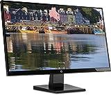 "HP 27W Monitor, 27"", 5ms, Full HD (1920x1080), IPS Retroilluminato a LED, Nero"
