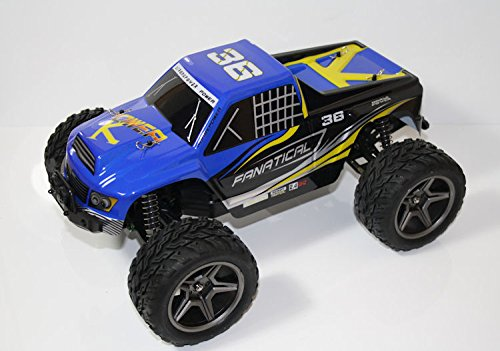 RC-24-Ghz-TERMINATOR-SUPER-SPORT-Monster-Truck-Radio-Remote-Control-Car-Buggy-Up-to-65kmh-fast-WATCH-THE-VIDEO-Ready-to-run