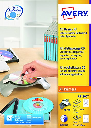 avery-ab1800-cd-design-kit-with-applicator-software-disc-printable-labels-and-case-inserts-117-mm-di