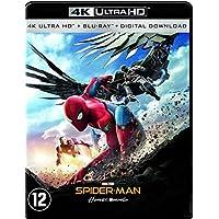 Spider Man - Homecoming Edition 4K UHD + Blu Ray