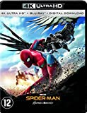 Spider Man - Homecoming Edition 4K UHD + Blu Ray [Blu-ray]