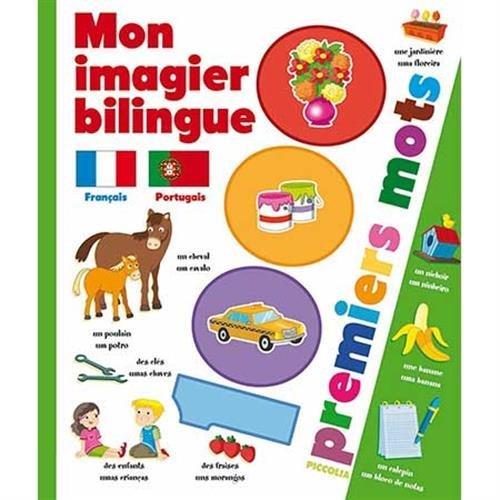Mon imagier bilingue français-portugais : 1 000 premiers mots par Piccolia