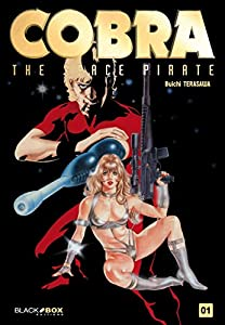 Cobra the space pirate Nouvelle édition Tome 1