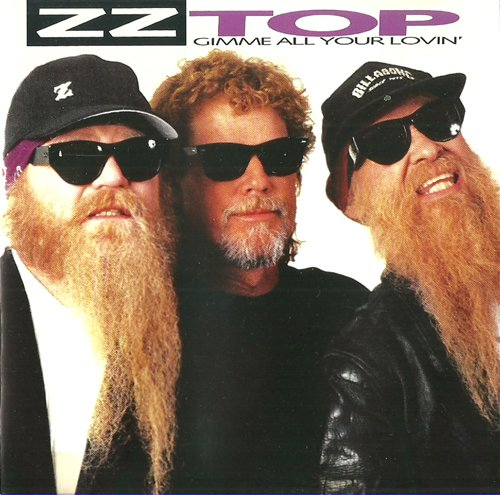 Blues Rock Superstars (CD Album ZZ Top, 14 Tracks)