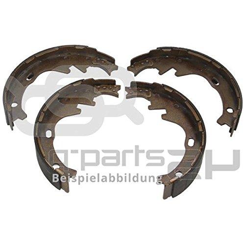Preisvergleich Produktbild BOSCH 0204113664 Bremsbackensatz KIT PRO