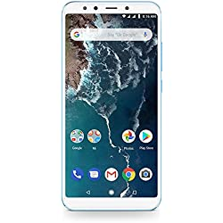 Xiaomi A2 4GB Ram 64GB ROM Dual Sim (EU version) (blue)