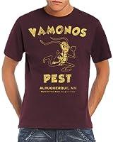 Touchlines Herren  T-Shirt Vamonos Pest