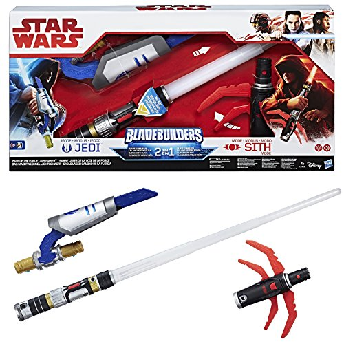 Star Wars Bladebuilders Path Of The Force Lightsabre At
