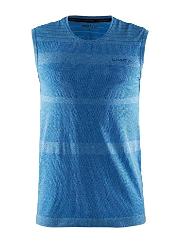 Craft Cool Comfort Roundneck Sleeveless Herren ray