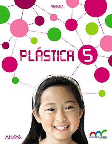 Plástica 5. (Aprender es crecer en conexión) - 9788467834031 por Anaya Educación