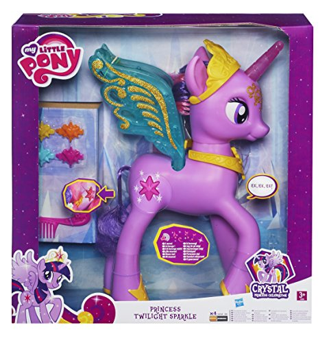 Hasbro A3868100 - My Little Pony Prinzessin Twilight Sparkle