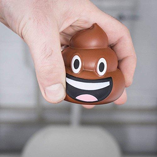 """""""Kacka""""-Antistressball - Stress-bälle Emojis"""