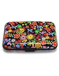 AKORD Porte-carte de crédit, Multicolore (Multicolore) - AT-14