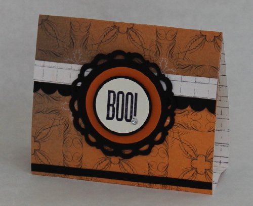 Halloween BOO! Candy Pouch (English Edition)