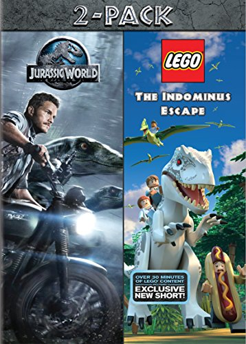 Jurassic World / Lego: Jurassic World [USA] [DVD]