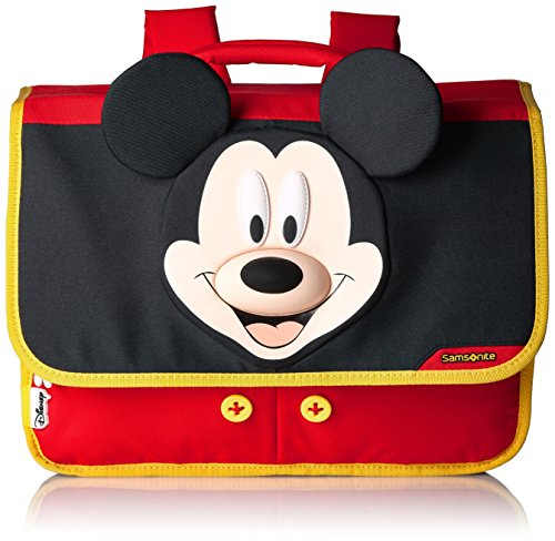 Disney by Samsonite Zaino Scuola, Multicolore (Multicolore) - 65820 4575
